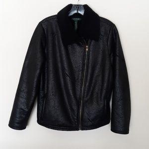 Lauren - Ralph Lauren Moto Jacket
